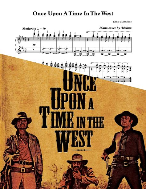 Once Upon Time West by Quot Once Upon A Time In The West Quot Ennio Morricone Piano