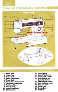 Kenmore Model 1251 Instruction Manual