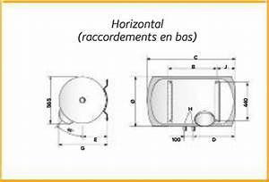 Chauffe Eau 200l Horizontal : chauffe eau chaffoteaux lectrique blind 200l 3010883 ~ Edinachiropracticcenter.com Idées de Décoration