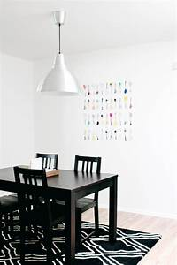 Wall art diy dip painted spoons for your kitchen a for What kind of paint to use on kitchen cabinets for bow wall art
