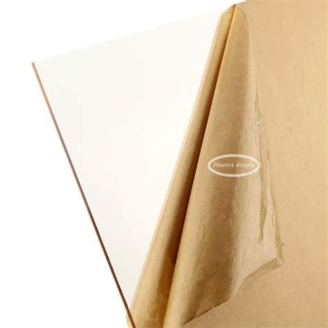 clear acrylic plexiglass sheet 1 2 quot 24 quot 24 quot ebay