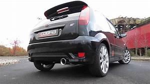 Ford Fiesta Mk6 : ford fiesta st 150 mk6 performance exhaust by cobra ~ Dallasstarsshop.com Idées de Décoration