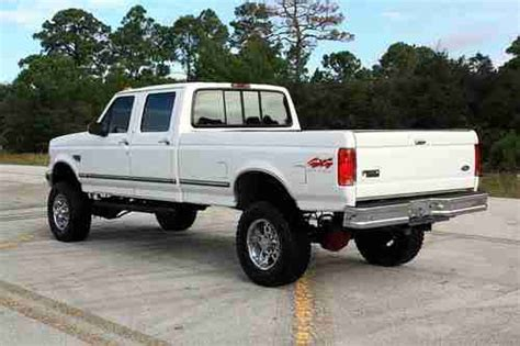 Purchase used 1997 Ford F-350 Diesel 4WD in Colorado ...