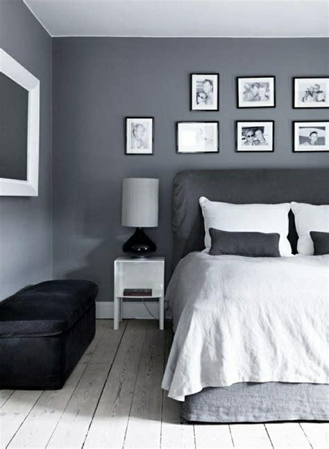 Wandfarbe Grau Weiße Möbel by Wandfarbe Grau F 252 R Eine Harmonische Und Moderne Wandgestaltung