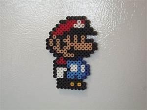 Bügelperlen Super Mario : super mario bros little mario perler beads hama beads magnet sprite by mitchellpaulcrafts 5 ~ Eleganceandgraceweddings.com Haus und Dekorationen