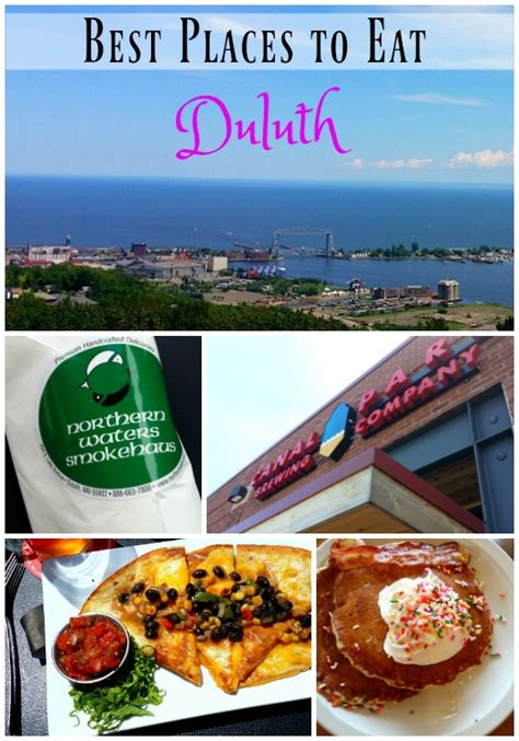 Best Places To Eat In Duluth  The Mama Report