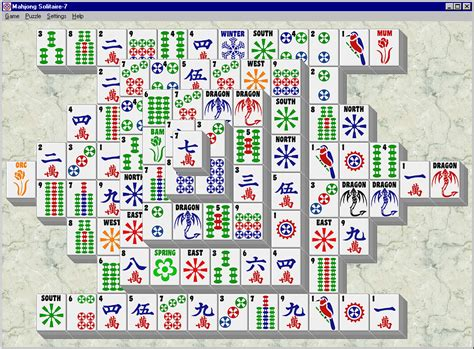 mahjong solitaire 7 v1 3 shareware the