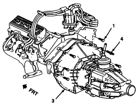 92 Chevy 1500 Transmission Diagram by Repair Guides