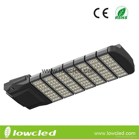 New 200w Cree Mean Well Modular Ip66 Led Street Light With