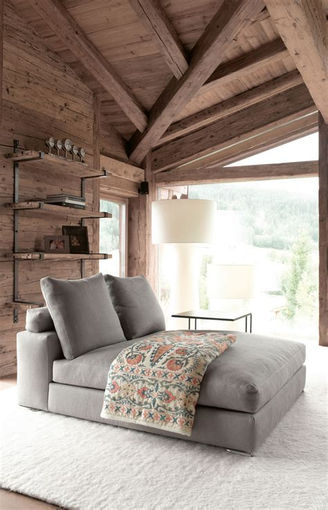 chalet  rustic modern home beautiful interiors