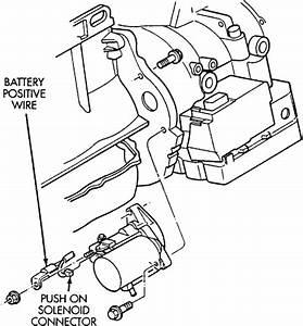 Solved  Starter Motor Diagram