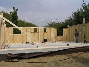 Prix Kit Maison Bois : cheap maison bois en kit prix ttc partir de uac jusquu ~ Premium-room.com Idées de Décoration