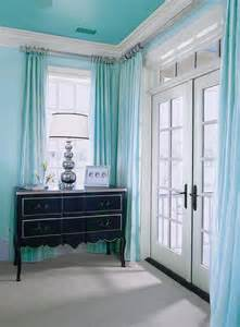 Curtain Ideas For Living Room 2 Windows by Turquoise Glam Bedroom Panda S House