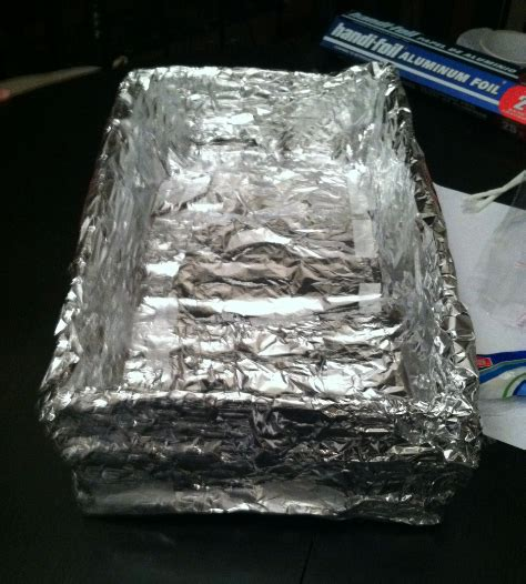 Floating Tin Foil Boat by To Sink Or Not To Sink Buoyancy Project Alexis Elinkowski