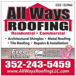 clermont county phone number all ways roofing llc roofing 9449 county rd 561