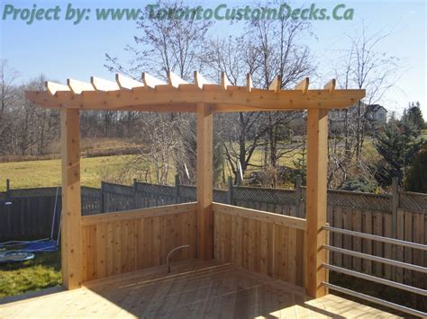 walkout patio deck with stainless steel railings and