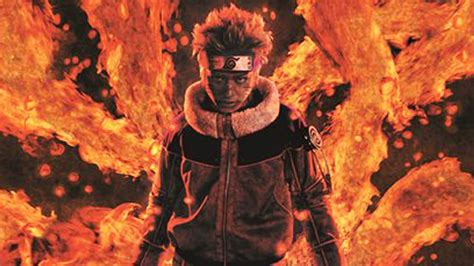 naruto  action stage play trailer reaction