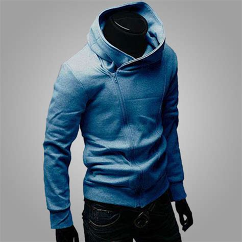sweater with hoodie fashion 39 s slim fit sweater hoodie cardigan