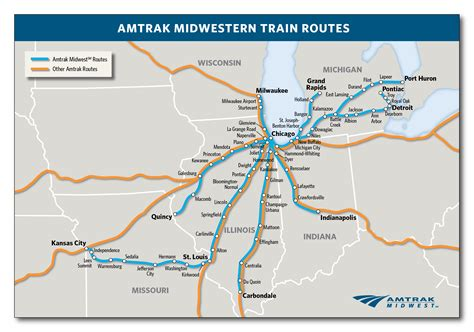 Amtrak's Midwestern Service Got More User-friendly This