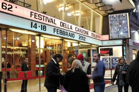 mercato dei fiori sanremo festival di sanremo 2013 non al teatro ariston ma al