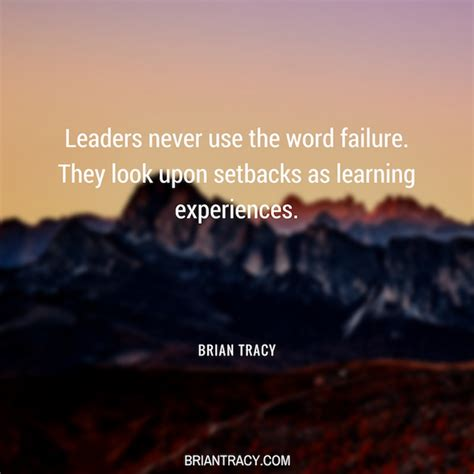 Best Inspired Quotes 20 Brian Tracy Leadership Quotes For Inspiration