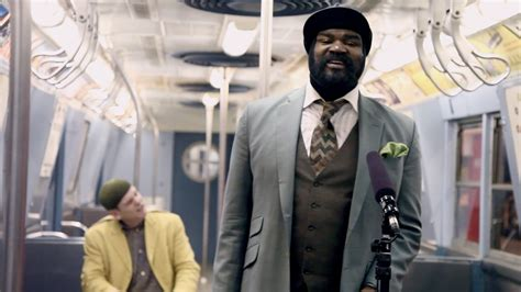 gregory porter a in the subway npr