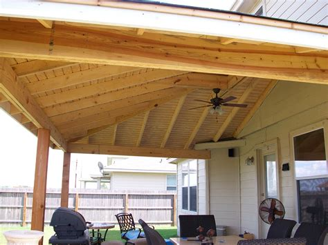 To Build A Patio by Wooden Patio Covers Design Homesfeed