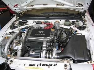 One Clean 3sgte Engine Bay   One Day  One Day   With Images