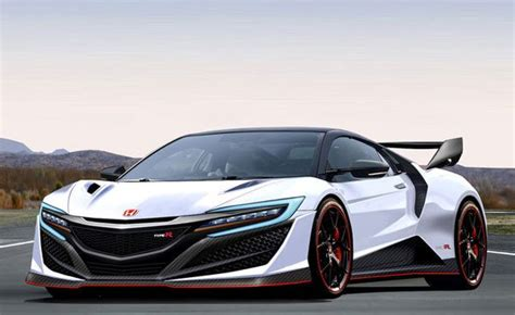 acura nsx review redesign  price cars