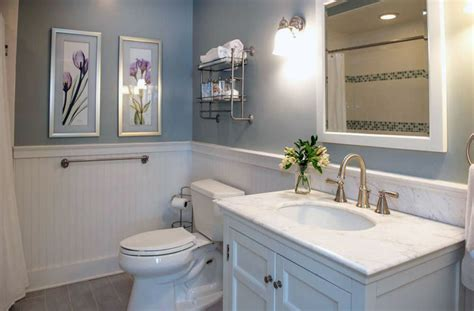 bathroom ideas with wainscoting small bathroom ideas vanity storage layout designs