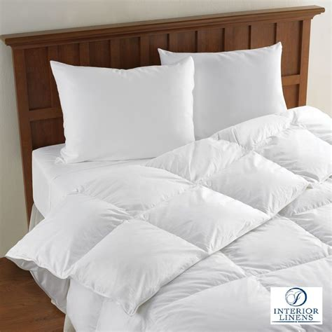 Goose Feather Duvet - comforters duvet inserts white goose feather