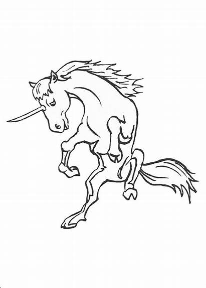 Unicorn Coloring Pages Printable Boys 321coloringpages