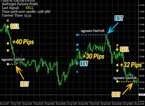 professional set forget pattern profit  forex