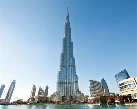 Burj Khalifa Tickets Guide To Top Floors Inside Facts
