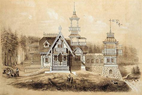 motives  russian architecture    russia