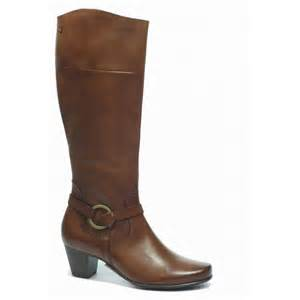 womens boots uk 9 caprice 39 marika 39 brown boot 9 25501 29 marshall shoes