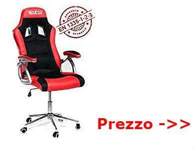 Sedia Ufficio Omp by Sedie Ufficio Racing Opinioni Su Sparco Omp E Hjh
