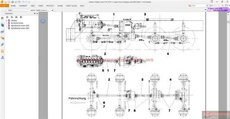 palfinger crane spare parts catalogue reviewmotors co
