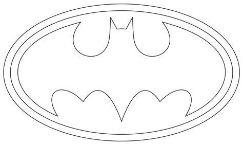 Batman Logo Coloring Pages Printables Batman Coloring