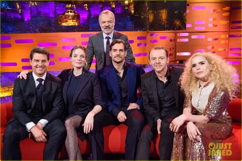tom cruise henry cavill mission impossible cast