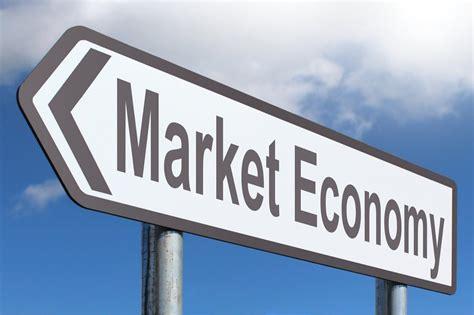Market Economy - Highway Sign image