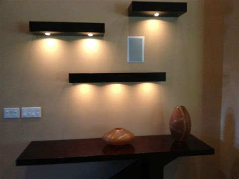 Shelf Lighting by Our Work Get Wired 2 Gw2
