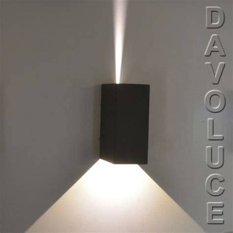 brilliant lighting 17850 51 lucis led up down wall light davoluce lighting