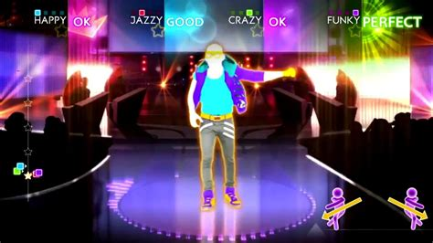 Just Dance 4  Full Version  Maroon 5 Feat Christina Aguilera  Moves Like Jagger Gameplay