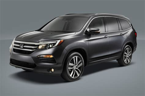Does The New 2016 Honda Pilot Look Too Much Like A Mini