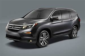 Honda Suv 2016 : does the new 2016 honda pilot look too much like a mini van ~ Medecine-chirurgie-esthetiques.com Avis de Voitures
