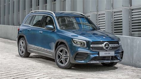 It is commonly called bike. Facts & Figures: Mercedes-Benz GLB launched in Malaysia, from RM269k - AutoBuzz.my
