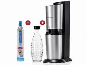 Sodastream Glaskaraffe 1 Liter : sodastream wassersprudler crystal lidl deutschland ~ Watch28wear.com Haus und Dekorationen