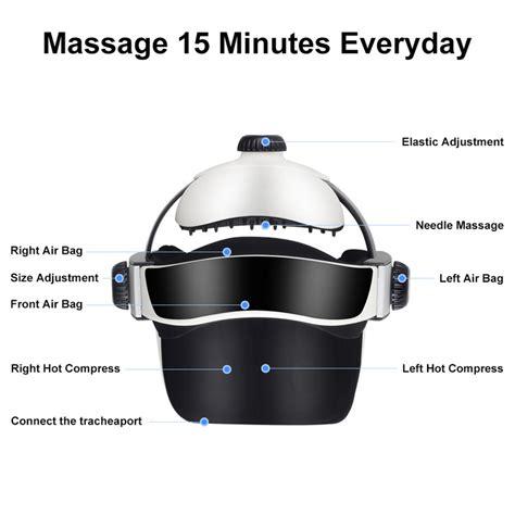 acupuncture points Head massager SC365 - Minxu
