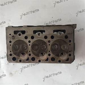 For Kubota Engine Parts D1462 Cylinder Head Assy On